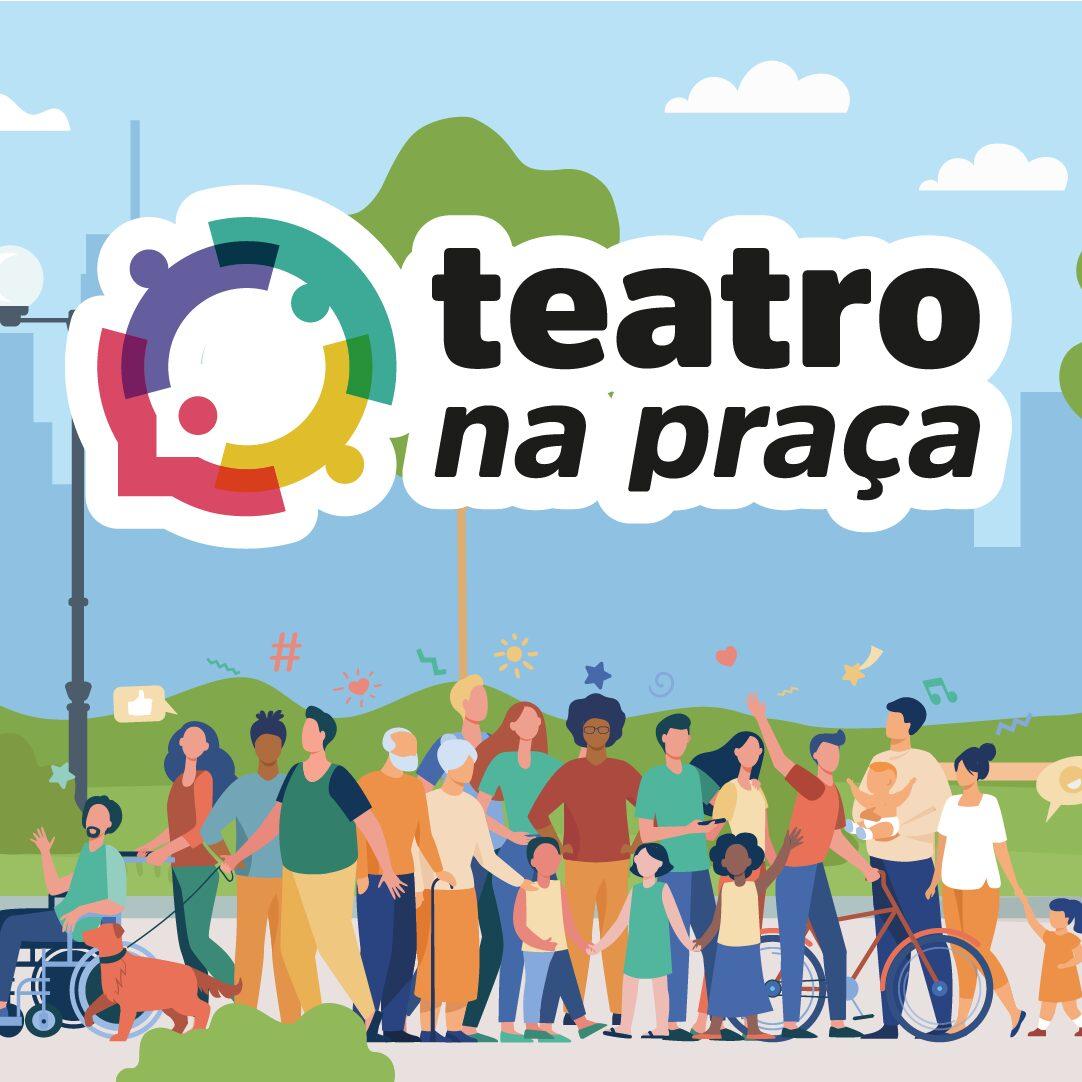 Teatro na Praça